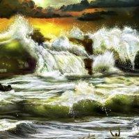 цунами :: николай дубовцев