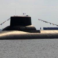 """самая большая подлодка в мире """"Дмитрий Донской"""" :: ast62"""