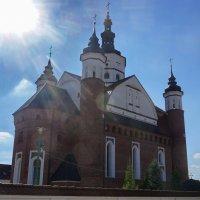 Tourism Православная Польша. Супрасльский Благовещенский мужской монастырь на берегу р. Супрасля, в :: Murat Bukaev