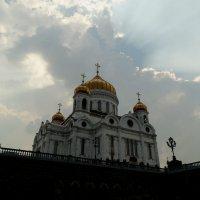 Прогулки по Москве. :: Павел WoodHobby