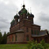 Церковь Иоанна предчети г.Ярославль :: Anton Сараев