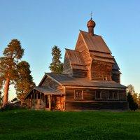 Георгиевская церковь :: Леонид Иванчук