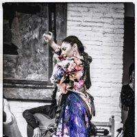 Flamenco in Barcelona :: Valery