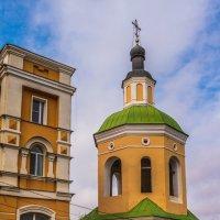 Колокольня Троицкого монастыря :: Ruslan