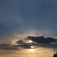 Закат на Иртыше :: Надежда