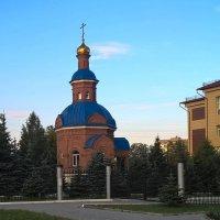 Домовая церковь Св. мученицы Татианы :: Elena Izotova