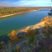 Река Иркут вблизи с. Введенщина :: Анатолий Иргл