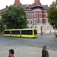 Львовский   трамвай :: Андрей  Васильевич Коляскин