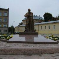 Памятник   Андрею   Шептицкому   в   Львове :: Андрей  Васильевич Коляскин
