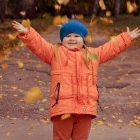 Детская радость :: Ирина Демидова