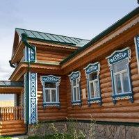 Дом мельника в музее Хлеба. Болгар. Татарстан :: MILAV V