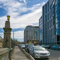 Утро у Строганова моста. :: Вахтанг Хантадзе
