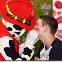 "Face art""kiss"" :: Anatol Livtsov"