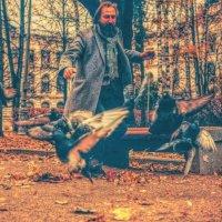 Осенний парк! :: Натали Пам