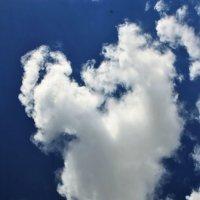 Облако богатырь :: Николай Масляев