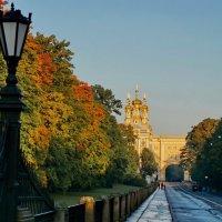 Приглашаю Вас, други мои, совершить утреннюю прогулку :: Владимир Гилясев