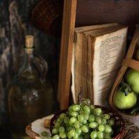 С виноградом :: Liliya