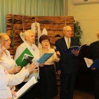 Праздничный концерт для посетителей ЦСО посвященный «Дню пожилого человека» :: Центр Лидер