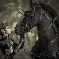Black Knight :: Eugeni Lis
