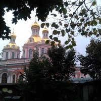 Казачий собор этой осенью. (Санкт-Петербург). :: Светлана Калмыкова