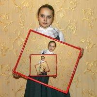 Очень много внучек. :: Анатолий. Chesnavik.