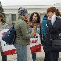 Северодвинск. Митинг в защиту животных (2) :: Владимир Шибинский