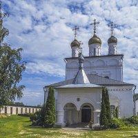 В Сретенском монастыре :: Сергей Цветков