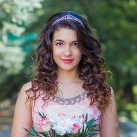 Олечка-невеста :: Дина Горбачева