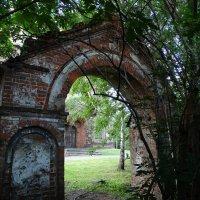 Старинные врата :: Павел WoodHobby