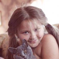 Я и мой кот :: Юлия Ланина