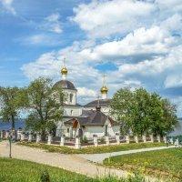 Свияжск. Церковь Константина и Елены. :: Владимир Дороненко