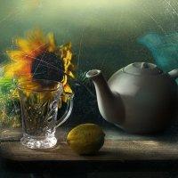 Про пустую чашку чайник и немого про лимон :: mrigor59 Седловский