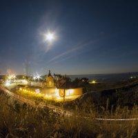 Ночь в полнолуние. :: isanit Sergey Breus