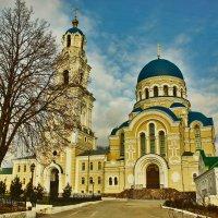 Монастырь :: Сергей Дабаев
