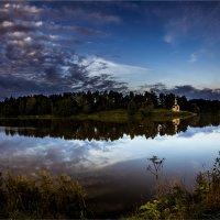 Утро на озере :: Алексей Федотов