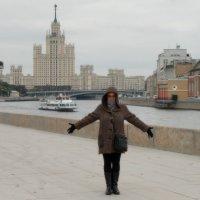 Новые московские тротуары) :: Ирина Князева
