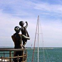 жена моряка :: Александр Корчемный
