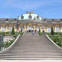 Дворец Сан-Суси в Потсдаме :: Владимир Леликов
