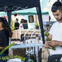 """Праздник Суккот: Выбираем растения Хадас для """"Лулав"""" :: Aleks Ben Israel"""