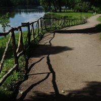 дорожка в парке :: sv.kaschuk