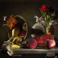 Про бананы, другие фрукты и немного про цветы :: mrigor59 Седловский