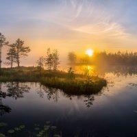 Полуостров в небе :: Фёдор. Лашков