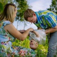 Семья-самое дорогое в жизни :: Наталья Батракова