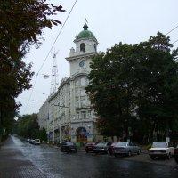 Дирекция   Львовской   железной   дороги :: Андрей  Васильевич Коляскин