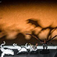 Игра цвета и тени. A game of color and shadow. :: Евгений Лазукин