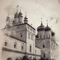 Святая Макарьевская обитель :: Андрей Головкин