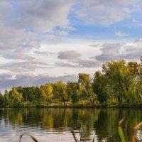 осень в городе моем :: Екатерина Агаркова