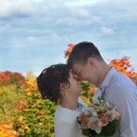Осенний поцелуй :: Борис Гуревич