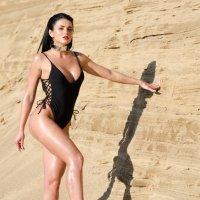 Жаркие пески :: Мария Беспалова