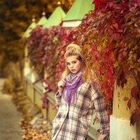 Под ногами осень :: Женя Рыжов